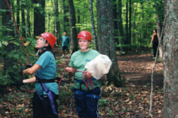 Ropes Course 1: Adventure Group