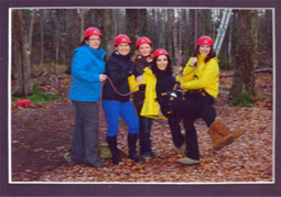 Ropes Course 6: Adventure Group