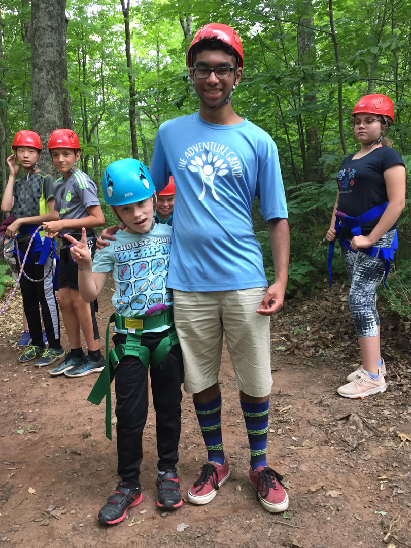 Camps 7: Adventure Group