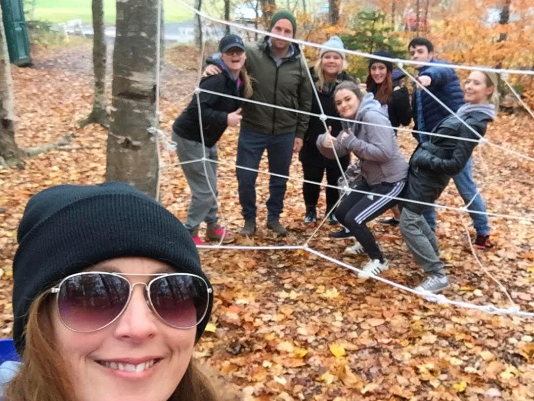 Corporate Workshops 1: Adventure Group